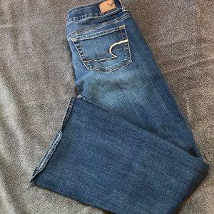 American Eagle Artist jeans size 4 short